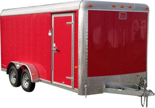 Cargo Craft Inc Texas Cargo Trailers